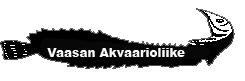 Vaasan Akvaarioliike logo