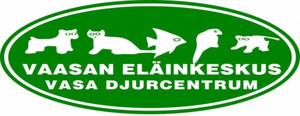 vaasan-eläinkeskus-logo
